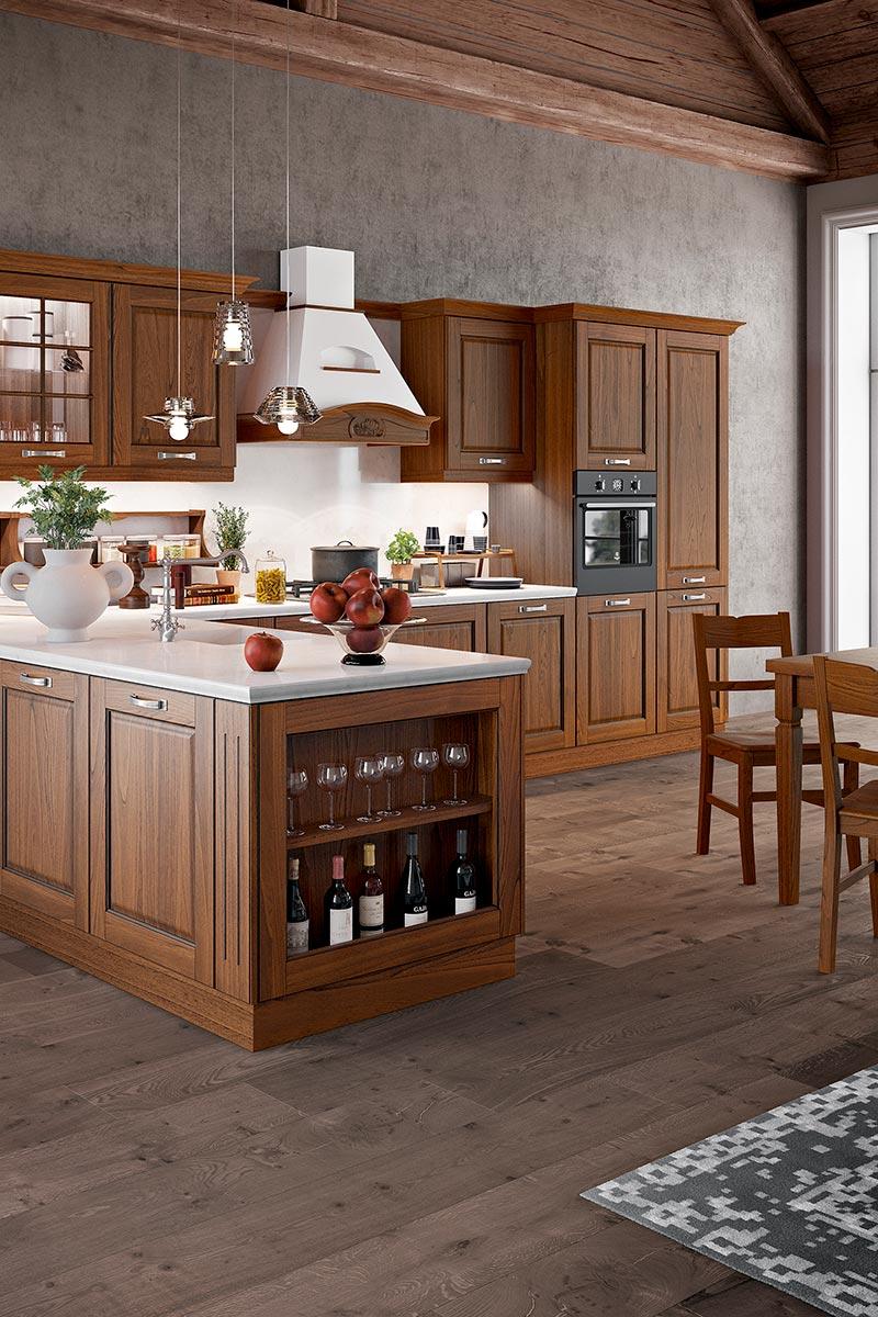 cucina classica arredo3 asolo