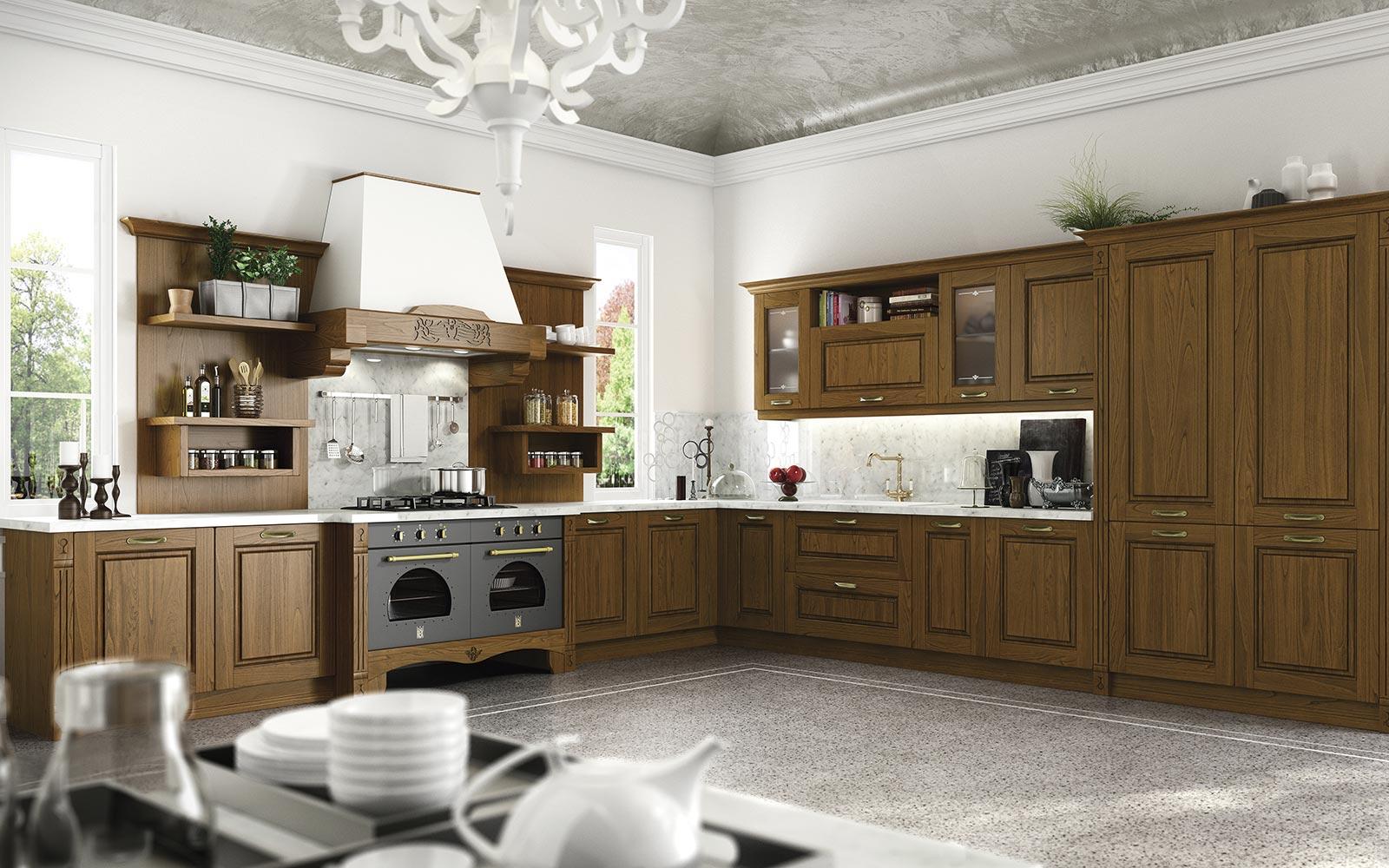 cucina classica arredo3 verona