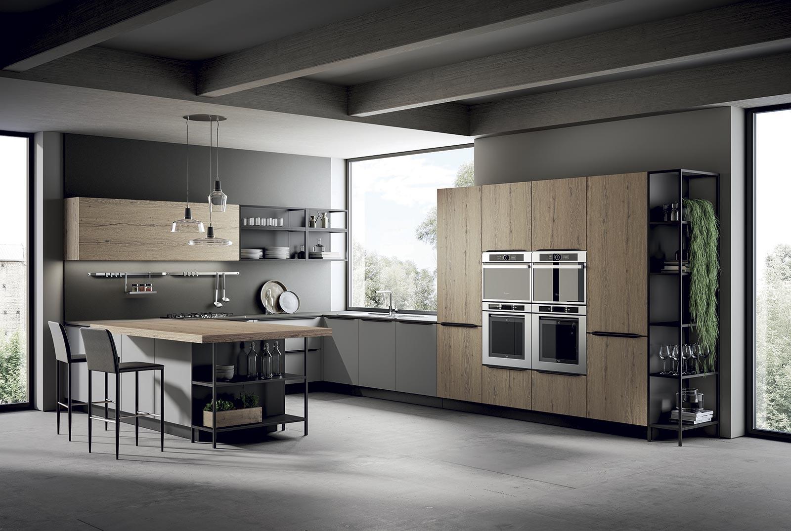 cucina moderna arredo3 kalì