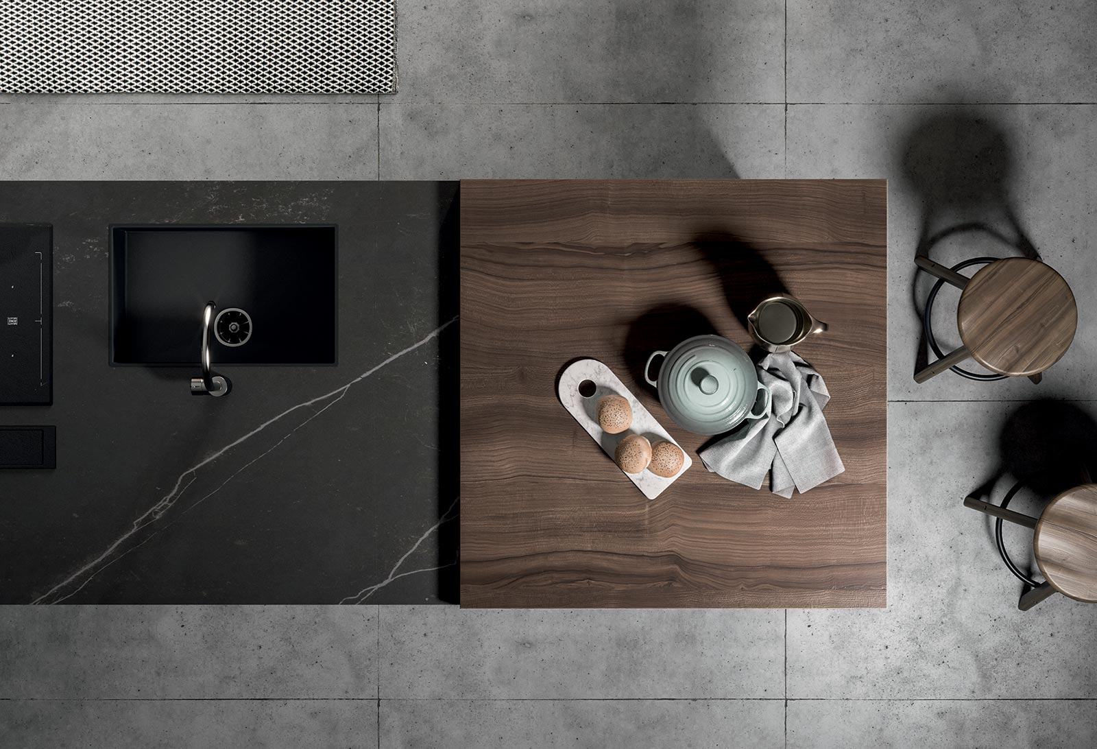 cucina moderna arredo3 meg