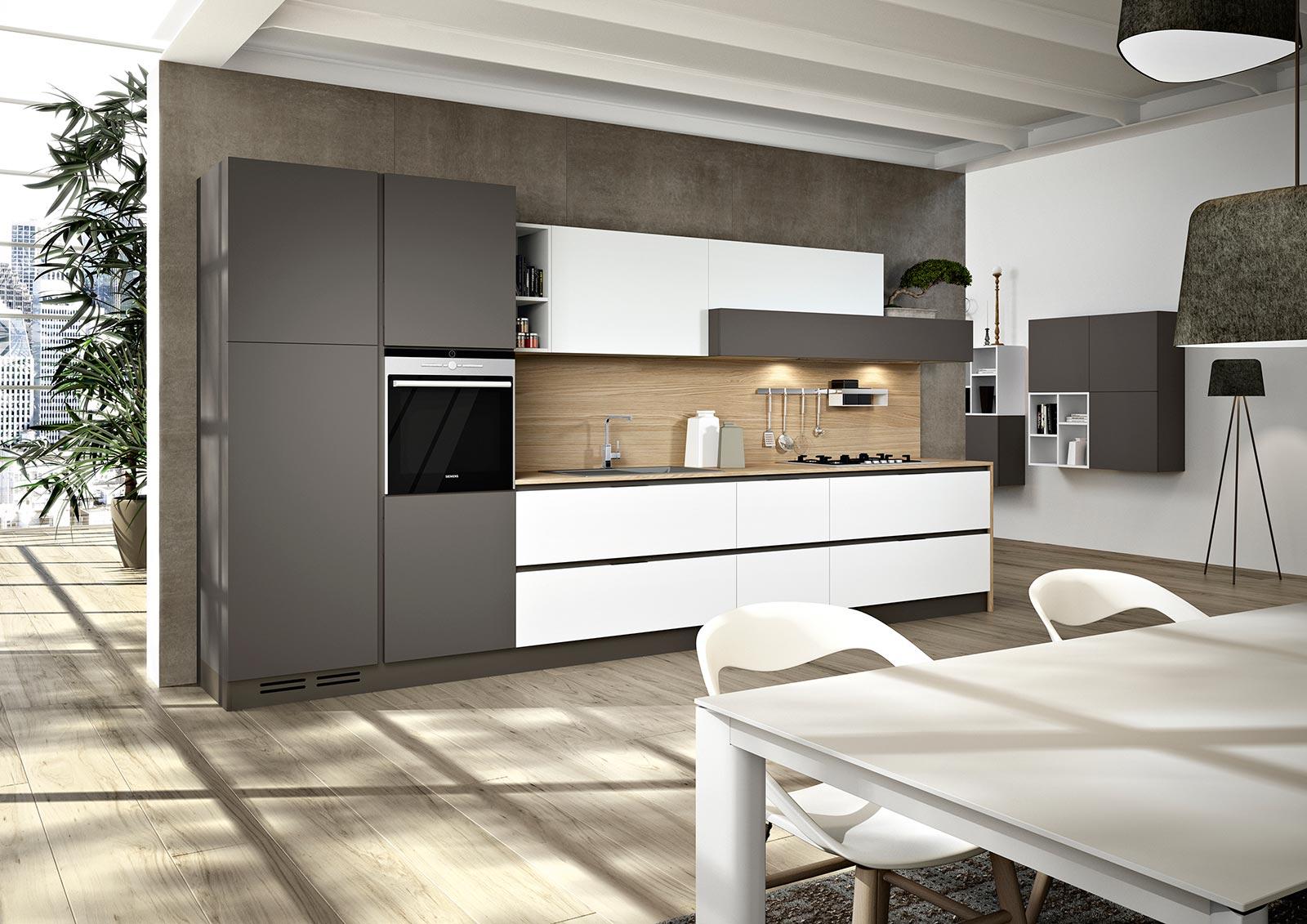 cucina moderna arredo3 round