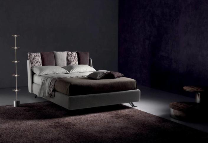 bside letto samoa moderno