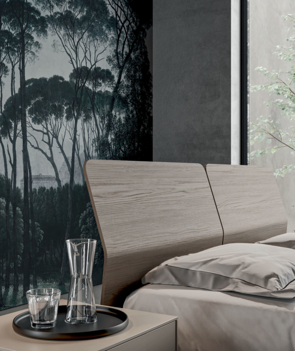 letto wall ofelia a roma