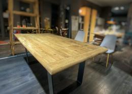 Tavolo Nature Design legno massello 1