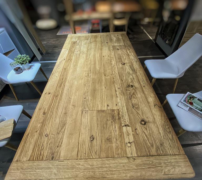Tavolo Nature Design legno massello 02