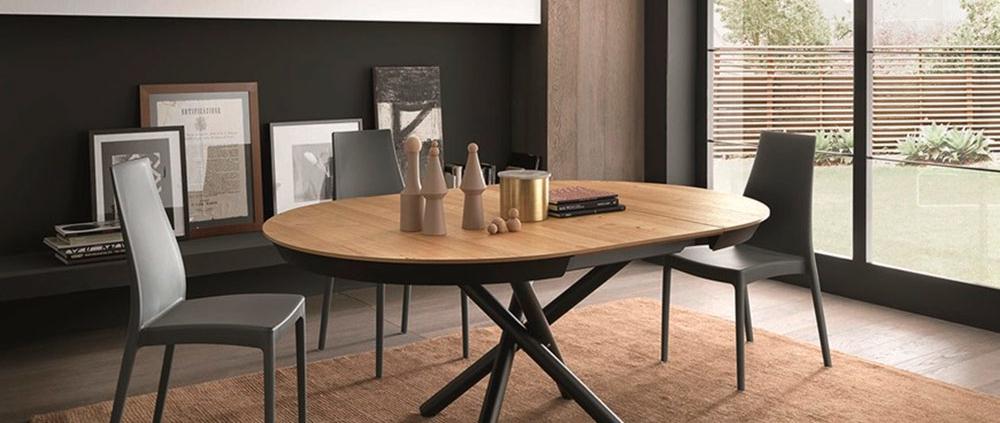 tavolo piccolo allungabile